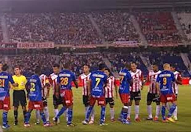 Copa Colombia: Pasto pegó primero