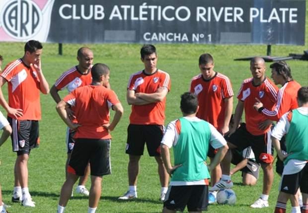 En River, Cirigliano y Abecasis serán titulares