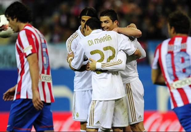 Real Madrid - Atlético: El uno a uno del derbi