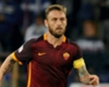 De Rossi to miss four weeks