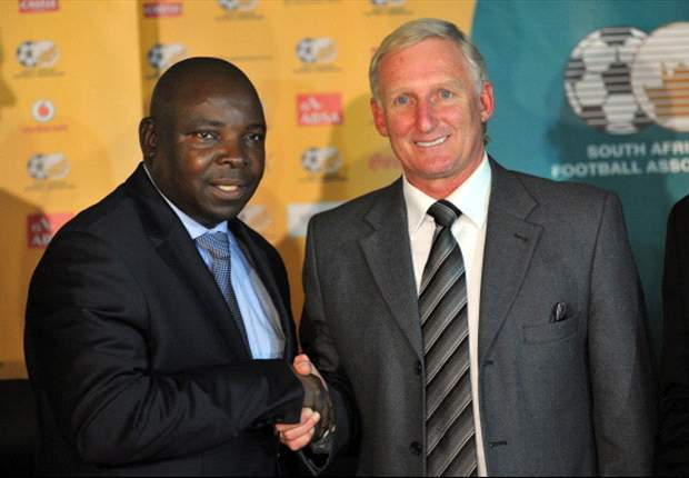 Nematandani: True South Africans have seen what Gordon has done as Bafana coach