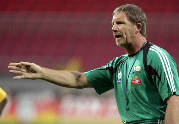 Kaizer Chiefs coach Stuart Baxter (Photo by Getty)
