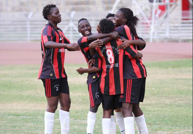 Kenya's Harambee Starlets off to Addis Ababa to play hosts in friendly