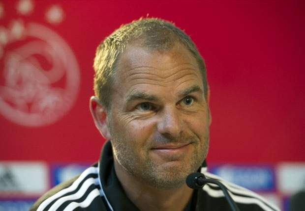 De Boer places Champions League hopes on homegrown Ajax talent