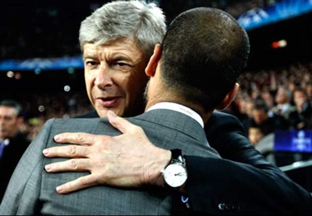 """Guardiola perfecte coach voor Arsenal"""