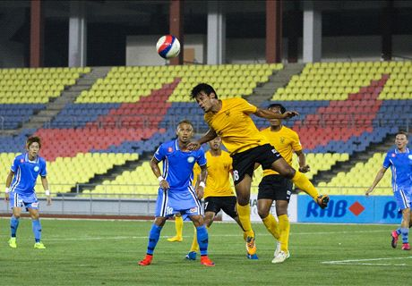 Harimau Muda B's Arif Anwar suspended
