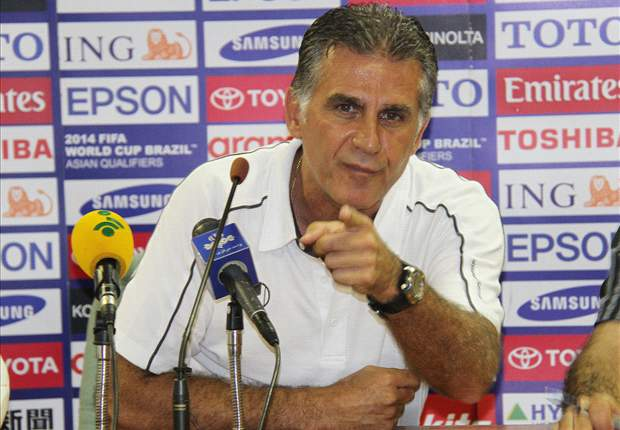 Messi and Ronaldo are the kings of football, says Queiroz