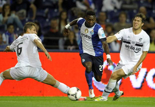 Andre Villas-Boas to make Christian Atsu January swoop - Report