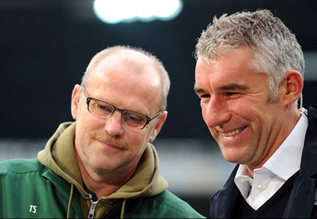 Einigkeit unter Trainern: Schaaf und Slomka nach Werder-Sieg derselben Meinung