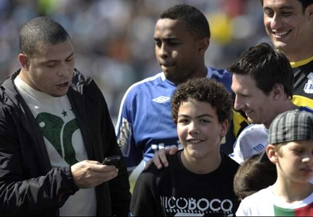 Ronaldo: Lionel Messi fascina con su fútbol más que Cristiano