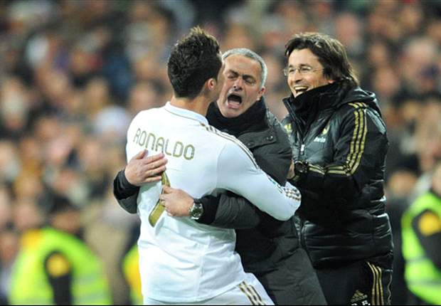 Mourinho: Cristiano Ronaldo is the best ever