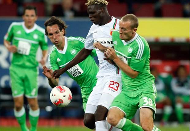 Langweilige Nullnummer in Augsburg - Wolfsburg kann nicht gewinnen!