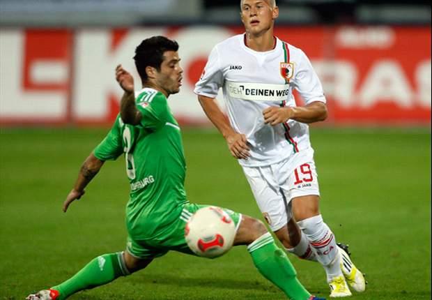 Matthias Ostrzolek glaubt an den Klassenerhalt des FC Augsburg