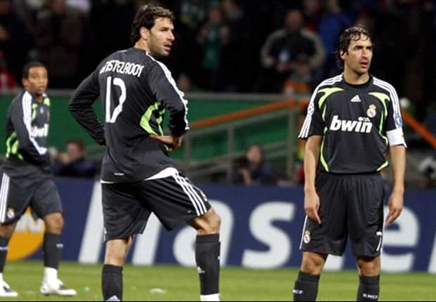 Ruud van Nistelrooy se debate entre Real Madrid y Barcelona