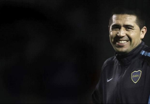 Tirone espera concluir contratação de Riquelme até segunda-feira