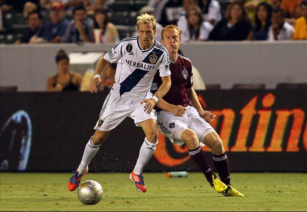 LA Galaxy 2-0 Colorado Rapids: Wilhelmsson scores on MLS debut