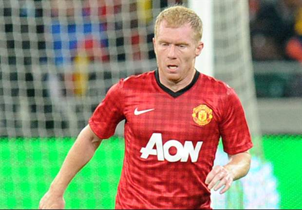 The Sweeper: Has Scholes kicked his last football for Manchester United?