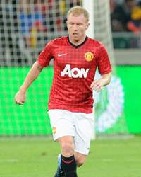Paul Scholes Player Profile