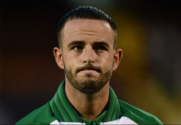 Ireland boss Giovanni Trapattoni handed injury blow as Stoke City confirm Marc Wilson leg break