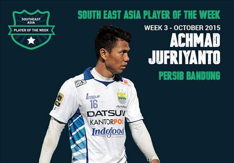 Goal SEA POTW: Achmad Jufriyanto