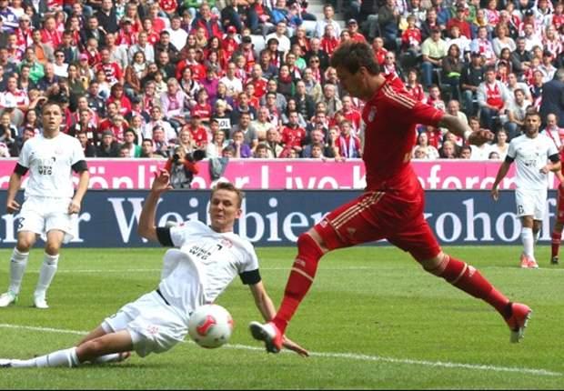 Bayern wint zonder Robben/Ribéry