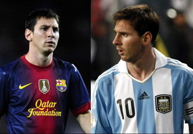 Messi seems to have gotten over his international stage fright, finally replicating his club form for Argentina