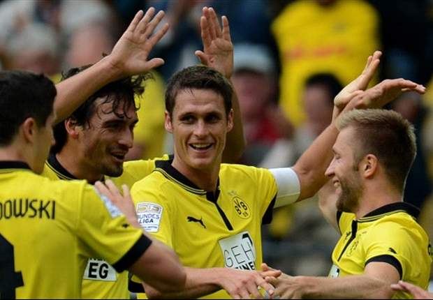 Borussia Dortmund have learned valuable lessons from last season's Champions League debacle