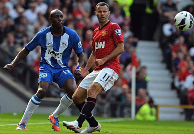 Manchester United Pesta Gol Ke Gawang Wigan