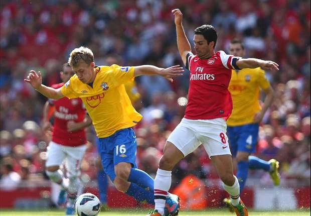 Arsenal midfielder Arteta poised to play deeper role