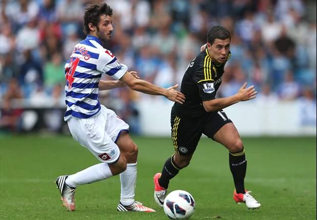 QPR-Chelsea 0-0: Blues imbrigliati da Hughes, debutto da incorniciare per Julio Cesar in Premier League