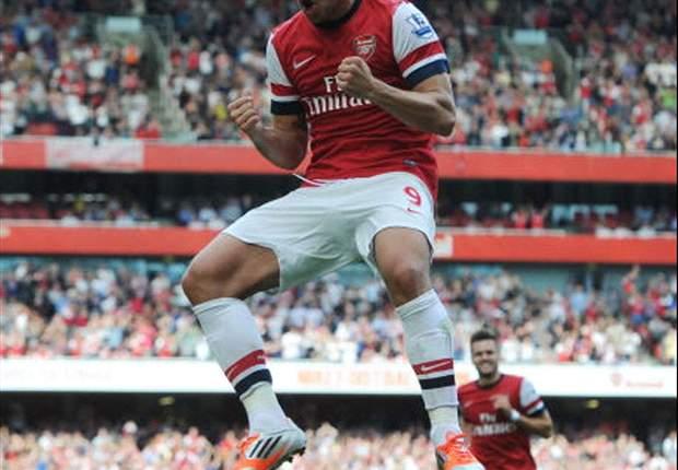 Arsenal 6-1 Southampton: Santi Cazorla y Lukas Podolski se dan un homenaje