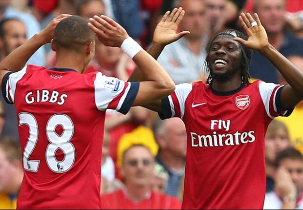 Arsenal 6-1 Southampton: Gervinho double helps Gunners pile on the misery for sorry Saints