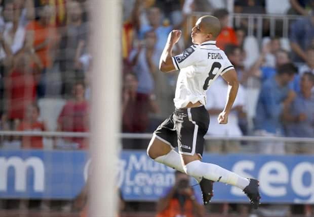 Feghouli, 'Balón de Oro' al mejor jugador de Argelia