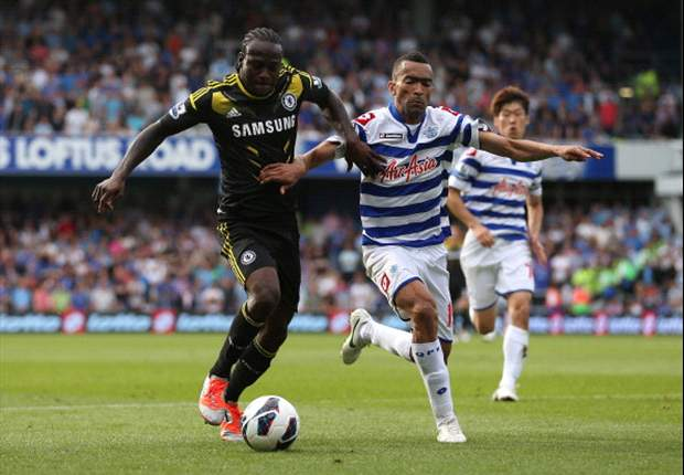 Victor Moses makes Chelsea debut in goalless draw