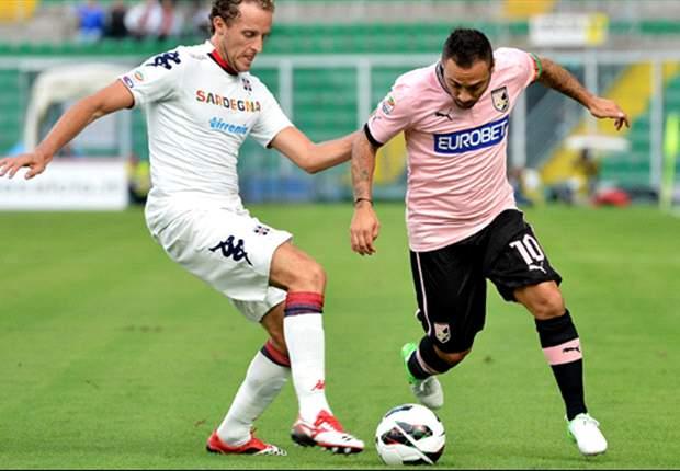 """Tutti lo aspettavano, Sau ha ripagato all'istante: """"Finalmente segno per il Cagliari. Zeman mi cercava? Non so..."""""""