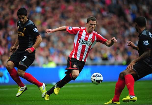 Gardner hoping for return to Sunderland midfield