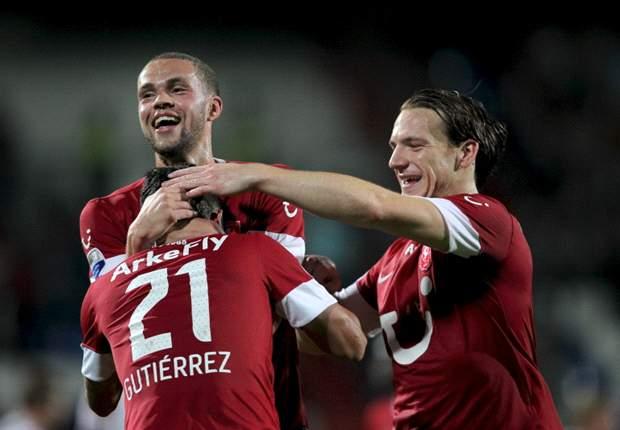Twente met Schilder, Tadic speelt op 'tien'