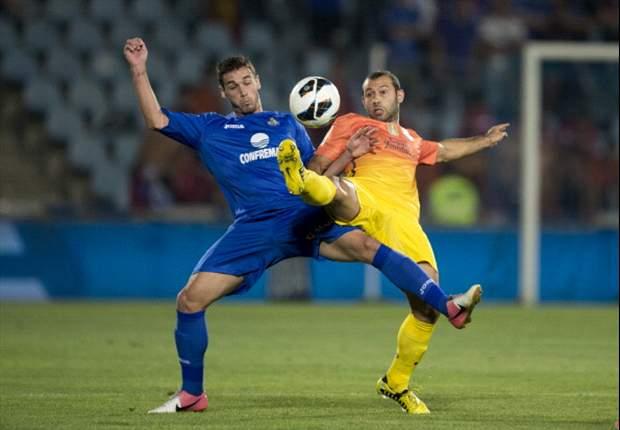 Getafe-Granada: Partido de pocos goles