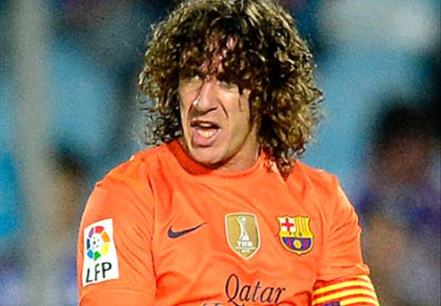 Puyol to make Barcelona return against Zaragoza following elbow injury