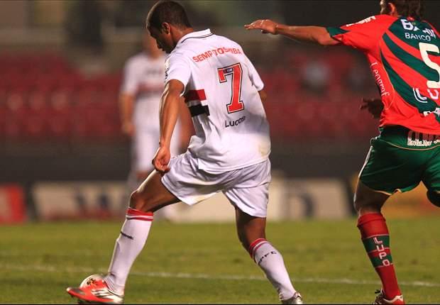 Coritiba 1 x 1 São Paulo: Mesmo com um a menos, Tricolor busca empate no Couto Pereira