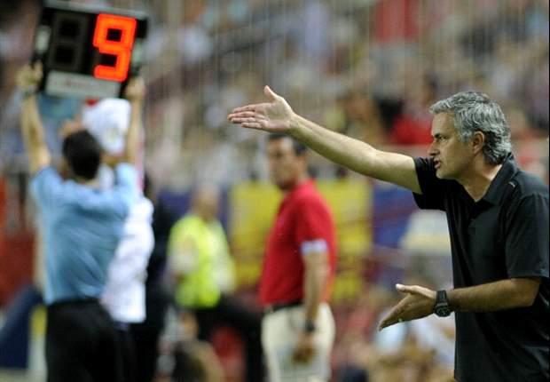Mourinho camela a los árbitros, según Graham Poll