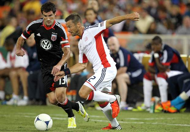 D.C. United 2-1 New England Revolution: Revs eliminated from playoffs