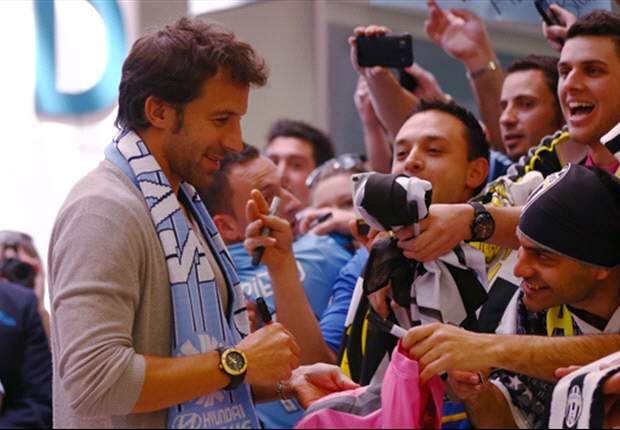 'I am here to start a new career' - Del Piero lands in Sydney