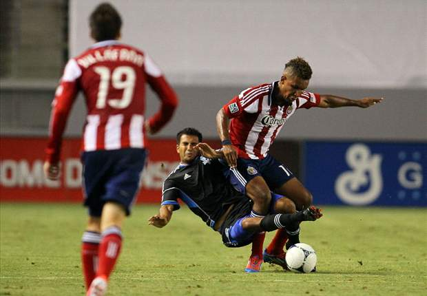 Chivas USA 0-2 San Jose Earthquakes: 'Quakes rolls on
