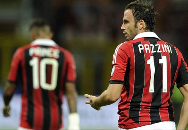 Verso Milan-Siena: Pato via, Robinho non pronto dopo la mancata cessione: Allegri punta su Boa e Pazzini; ma è allarme rosso in difesa: De Sciglio centrale, torna Abate