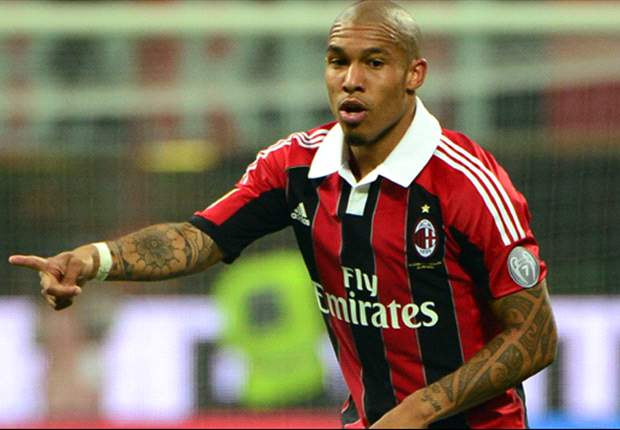TEAM NEWS: Bonera and De Jong replace suspended Boateng and Zapata for Milan's clash against Cagliari