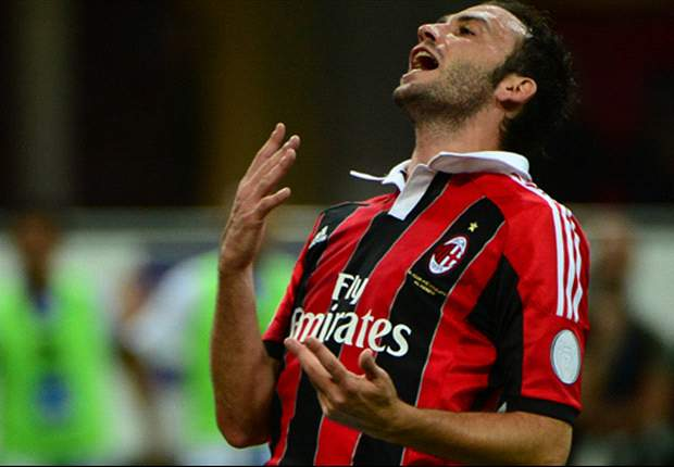 Pazzini heading for AC Milan exit