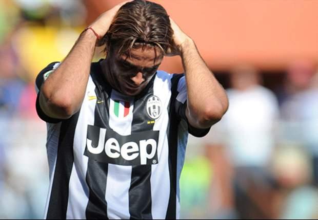 Alessandro Matri Janjikan Gol Buat Juventus