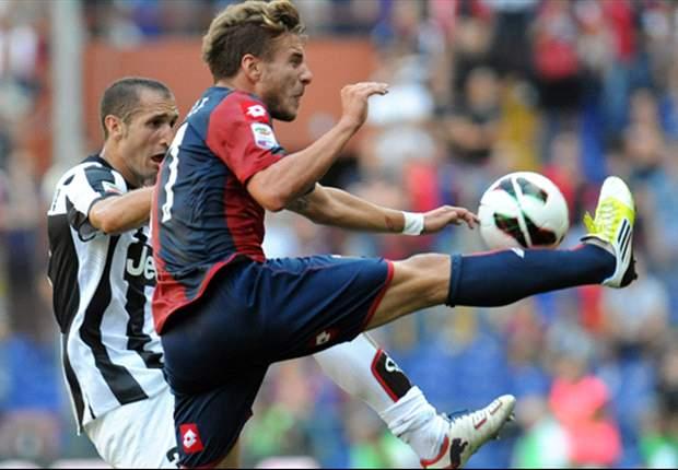 Genoa 1-3 Juventus: Kwadwo Asamoah on target for Old Lady