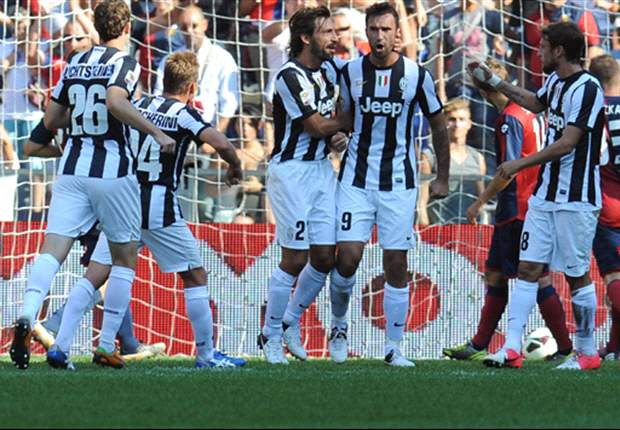 Juventus overcome Genoa scare to prove their extra quality ahead of Champions League return